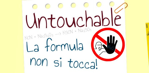 Untouchable: la formula non si tocca!